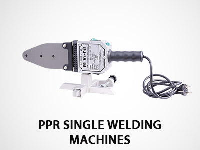 PPR Single Welding Machines